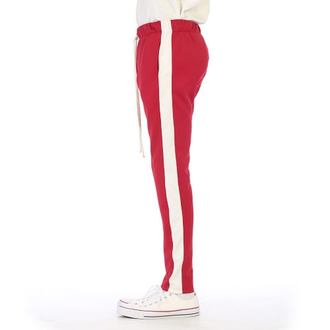 EPTM| Techno Track Pant / Red