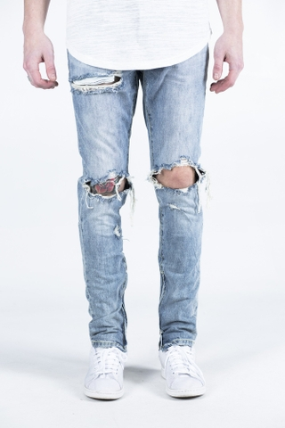 Crysp Denim | Pacific Denim (stone wash)