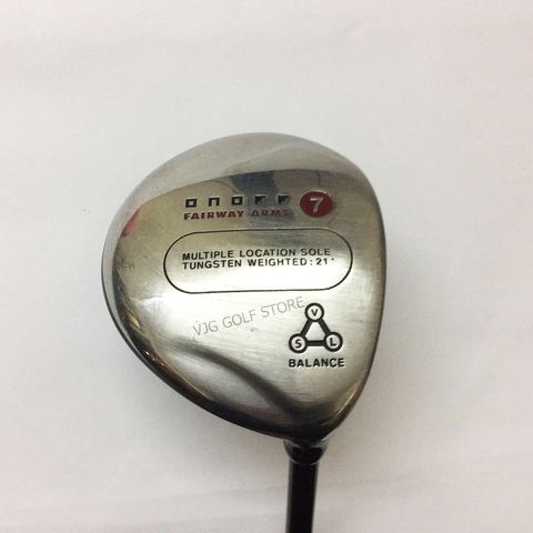 Fairway Wood ONOFF ARMS 7W 21 S