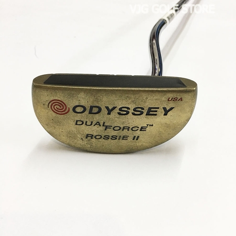 Putter Odyssey DUAL FORCE ROSSIE II