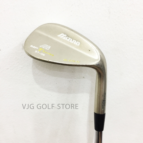WedgeMizunoMP T series BLACK NI 51-06