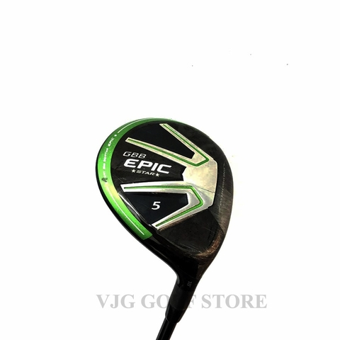 Fairway Wood  Callaway  ,GBB EPIC STAR 5WR