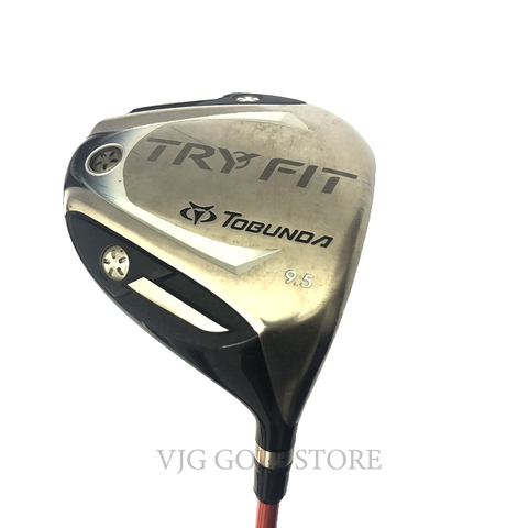 Driver  Golf Planner (Golf5) ,TOBUNDA TRY FIT  9.5°S