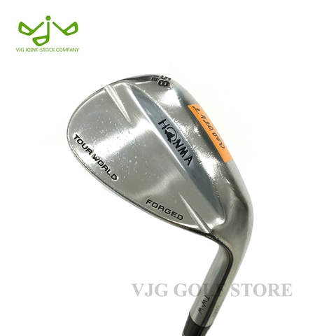 Wedge  HONMA ,TOUR WORLD TW-W(2015) 58°/12°S200 Dynamic Gold No