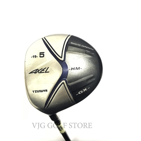 Fairway Wood  AXEL ,AXEL GX HM 5W Left HandR