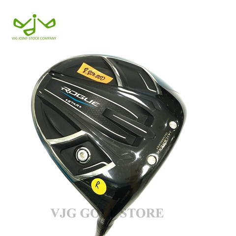 Driver  Callaway  ,ROGUE STAR 10.5°R Speeder EVOLUTION for CW 50(Driver) Yes