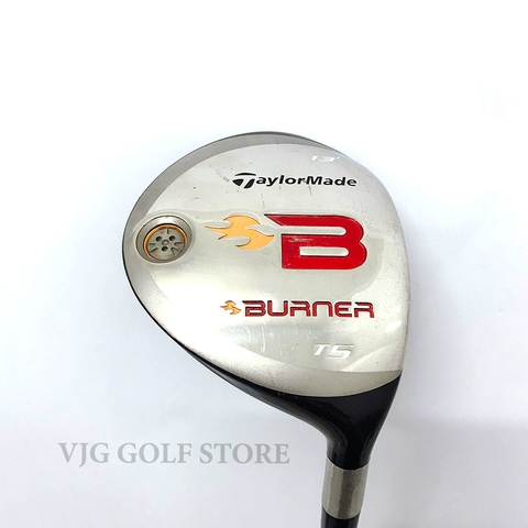 Fairway Wood  TaylorMade ,BURNER(2008) TS(15°) USAS