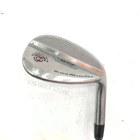 WEDGEGolf PartnerBLACK MILLED FACE RADICAL SPIN 52°/05°