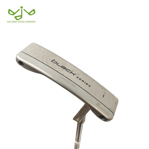 Putter  Odyssey ,BLACK SERIES #1 33inch Steel No