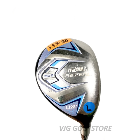 Hybrid   HONMA ,Be ZEAL 525 22°R VIZARD for Be ZEAL(Hybrid) Yes