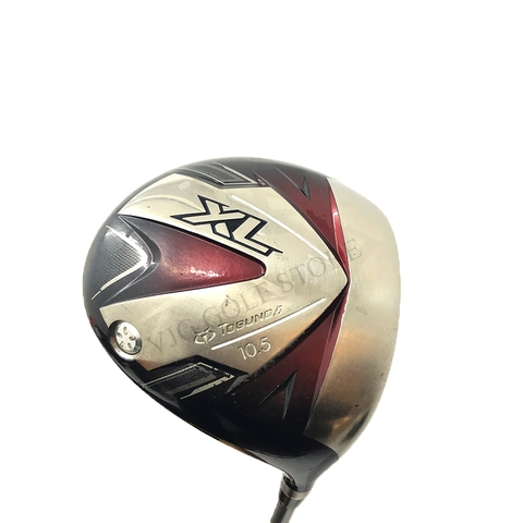 Driver  Golf Planner (Golf5) ,TOBUNDA TRY FIT XL 10.5°R