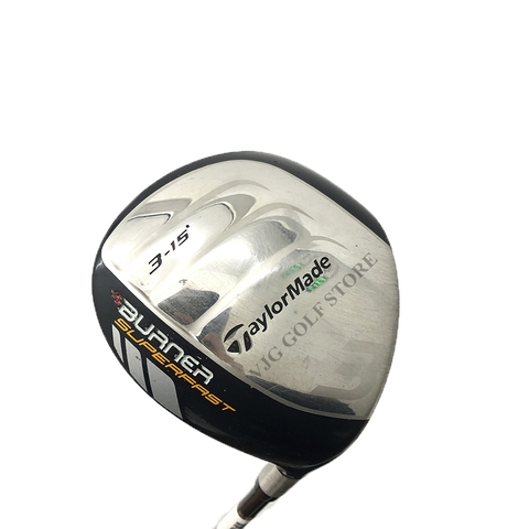 Fairway Wood  TaylorMade ,BURNER SUPER FAST 3WR