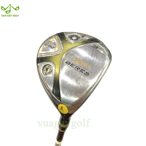 Fairway Wood  HONMA ,BERES S-02 3WR 2S ARMRQ6 49 No