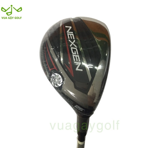 Hybrid Golf Partner, NEXGEN(2019) U5 25° NEXGEN BLACK(Hybrid) Yes