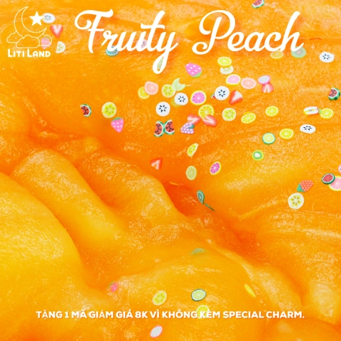 FRUITY PEACH