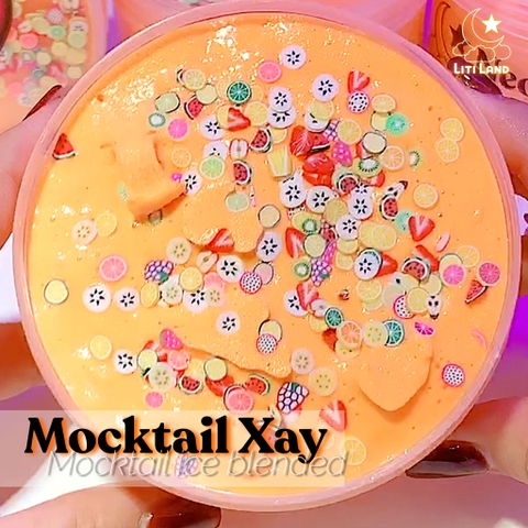Mocktail Xay - Mocktail ice blended