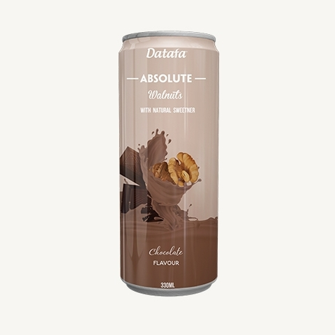 Walnuts milk with Chocolate flavour drinks