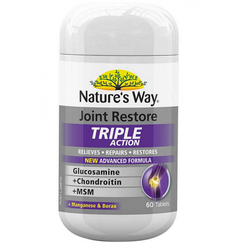 Nature S Way Joint Restore  Day Formula