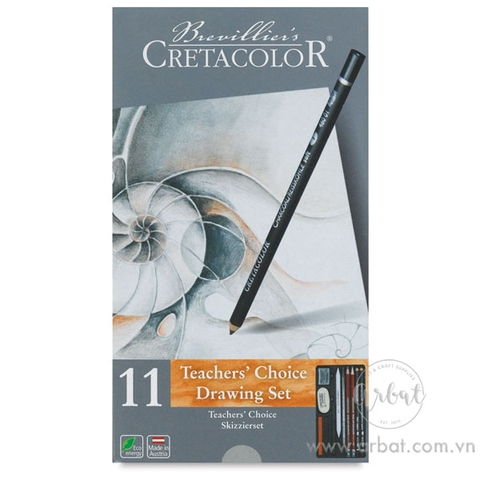 Set chì Cretacolor Teacher's Choice 12