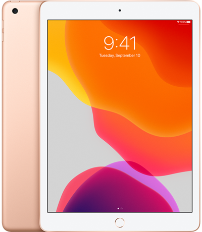 iPad 10.2 inch (2019) Wifi + LTE