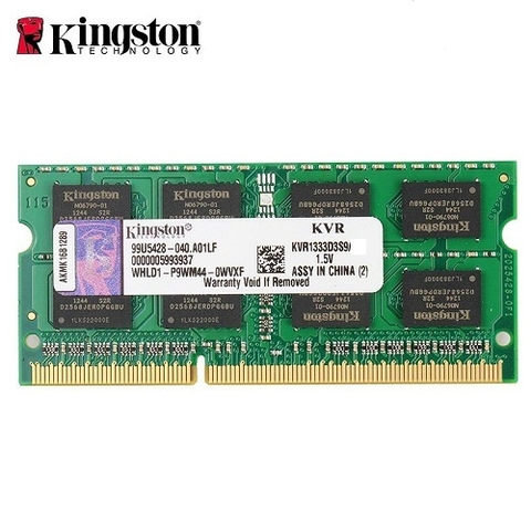 Ram Laptop Kingston 8G DDR3 Bus 1600MHZ