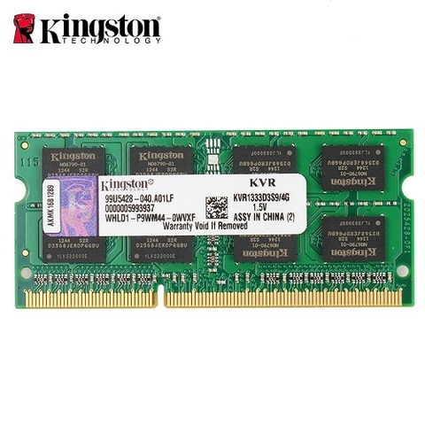 Ram Laptop Kingston 4G DDR3 Bus 1066MHZ