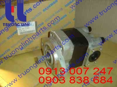 23A-60-11202 23A-60-10203 Hydraulic Gear pump Kayaba