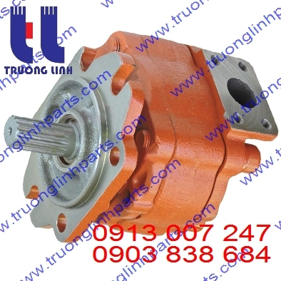 26687-10021 Kayaba Hydraulic Gear Pump Forklift Part