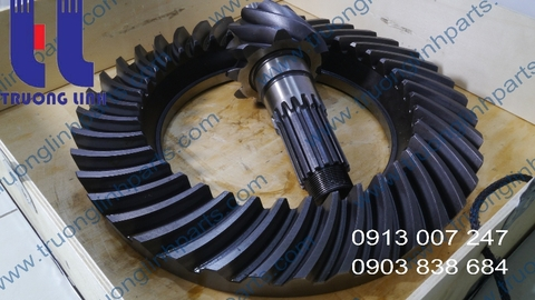 Pinion & Gear for Kawasaki 90ZV Wheel Loader