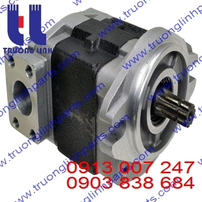 37B-1KA-3040 Kayaba Hydraulic Gear Pump
