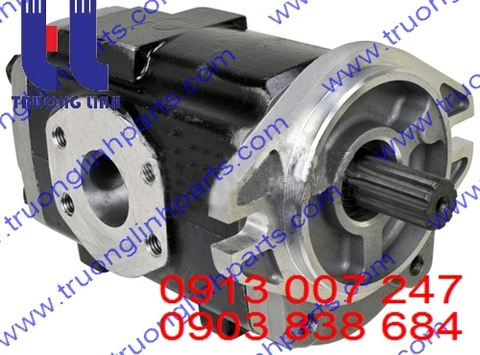 7B-1KA-5021 Hydraulic gear pump Kayaba for Forklift FD20 FD25 FD30 FG20-30