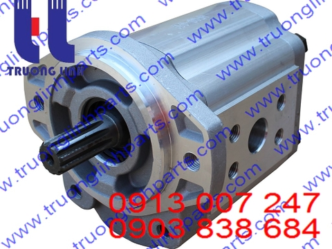 67110-13620-71 KZP4-25CSMFDD Kayaba Hydraulic Gear Pump