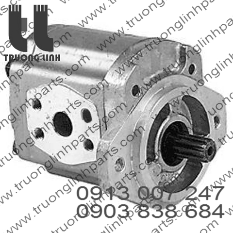 67110-22020-71 HP-190 _KFP2228CSBS Kayaba Hydraulic Gear Pump