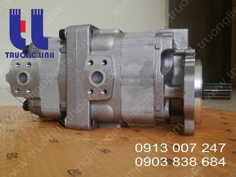 Hydraulic Gear Pump - Wheel Loader WA150-3 WA150-1 WA180-3