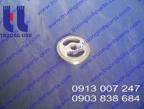 Valve plate of Hydraulic Piston Pump Rexroth A2FM32 - Excavator