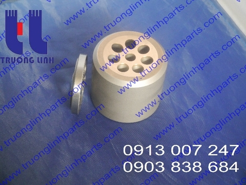 Cylinder of Hydraulic Piston Pump Rexroth A2FM32 - Excavator
