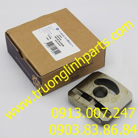 VALVE PLATE A8VO107 of hydraulic pump