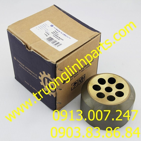 Cylinder A8VO107 of hydraulic pump, Rexroth