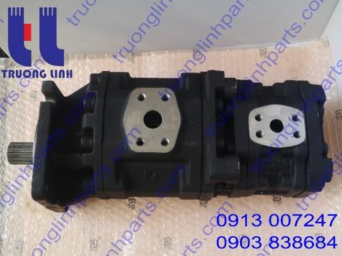 Kawasaki hydraulic pumps