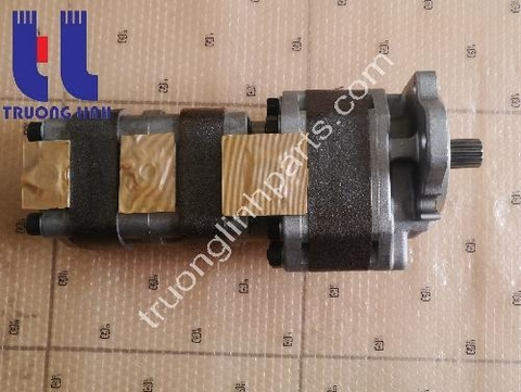 Kawasaki Wheel Loader - hydraulic gear pump