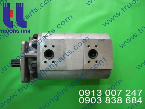 Hydraulic gear pump for Crane Hitachi