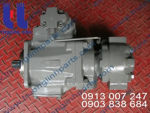 Hydraulic pump KR25H for Crane KATO