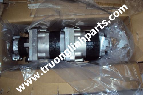 Wheel Loader Kawasaki - hydraulic gear pump