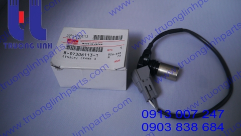 Sensor speed - Isuzu - wheel loader spare parts