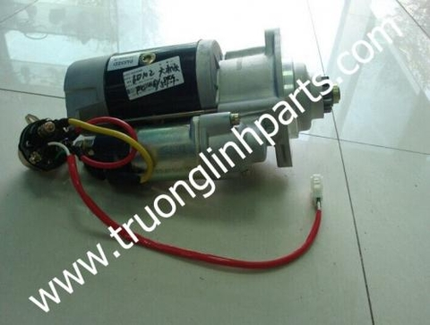 Starting Motor for Komatsu PC200-6 Excavator