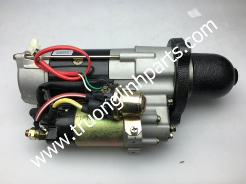 Starting motor 600-813-6632 for komatsu PC400-7 Excavator