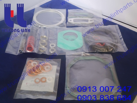 Gasket kit - Deutz F4L912 - wheel loader spare parts