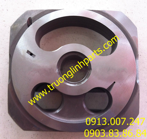 VALVE PLATE A8VO140 of Hydraulic pump