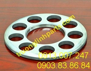 RETAINER PLATE HPR130 of hydraulic pump, Rexroth