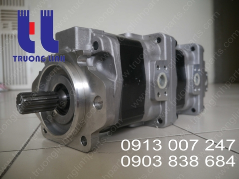 Hydraulic Pump For Kawasaki Wheel Loader 90Z
